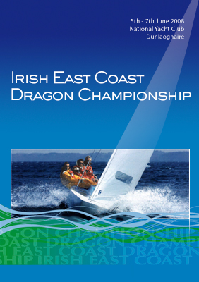 Dragon race brochure