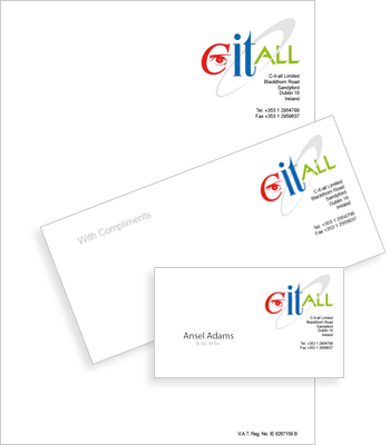 C-it-all stationery