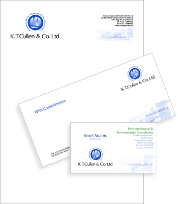 KTCullen stationery
